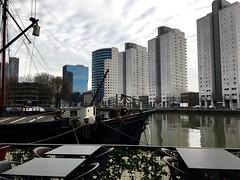 Maiport Hotel Rotterdam (Un tocco di zenzero) Tags: rotterdam rooterdamfoodieguide myrotterdam visitholland visitrotterdam