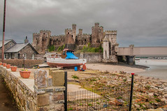 Photo of Conway Castle