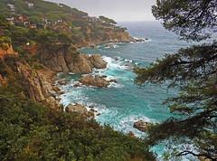 Costa Brava - Lloret de Mar. (Luis Mª) Tags: gerona girona costabrava lloretdemar paisaje marinas afiiae
