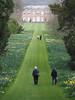 Godmersham Park (only lines) Tags: godmersham gardens house kent