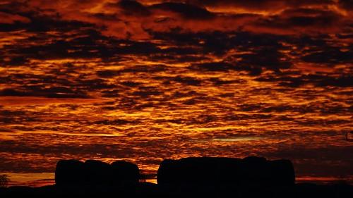 DSC05833 Burning sky