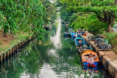 Canal in Negombo (solar.empire) Tags: canal kanal grachten negombo srilanka