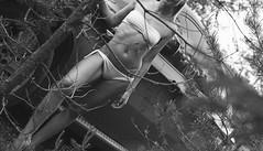 girl (АндрейНовиков1) Tags: canon eos 5d mark ii ef24105mm f4l is usm streetfoto life fashion vogue sexual girl whiteandblack