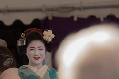 (kikukudo) Tags: 梅花祭野点大茶湯 北野天満宮 上七軒 舞妓 maikosan kyoto