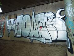 (gordon gekkoh) Tags: baer dfm oakland graffiti