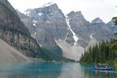 Moraine Lake, Banff National Park (Alberta, Canada) (Marianna Rios Franco) Tags: banffnationalpark morainelake canada alberta