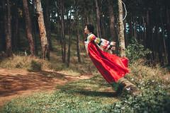 Levitation Photography (raydigital7) Tags: korean korea japanese japan chinese china hanbok yukata kimono 한복 asian asia traditional wear levitation photography vsco vscocam spring forest woods trees fly float levitate ghost pinetrees rainforest 한국