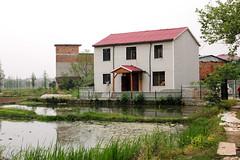 """""""Det norske hus"""" (Harald Groven) Tags: chinaholiday2017 picture architecture arkitektur bygninger house trehus kinapåske2017"""