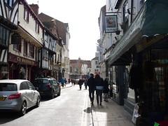 The Shambles, York (jkw_fire_horse) Tags: york yorkshire theshambles yorkminster england architecture buildings cities streetscenes unitedkingdom