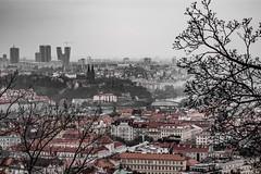 Praha Vyšehrad (svehla.jiri) Tags: nikon nikond7200 d7200 praha prague prag vyšehrad vysehrad most bridge brucke dům dum architektura kostel