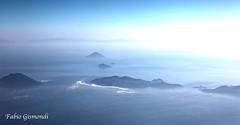 LIPARI IN THE MORNING (fabiogis50) Tags: eolie lipari island islands mare see fog morning alba sicily scilia