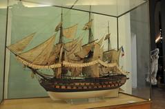 DSC_1383 (Martin Hronský) Tags: martinhronsky paris france museum nikon d300 summer 2011 trp military ships wooden decak geotagged