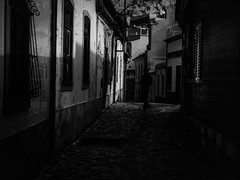 Dark (Vitor Pina) Tags: street streetphotography scenes shadows moments momentos monochrome man men photography people pretoebranco pessoas urban urbano rua streets contrast city blackandwhite