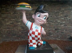 Big Boy Statue (laurabeard66) Tags: big boy statue america eating eats travel road trip food