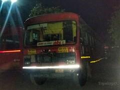 Nagpur - Nanded (yogeshyp) Tags: msrtc maharashtrastatetransport msrtcparivartanbus nandednagpurstbus pulgaondepotbus