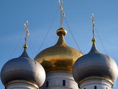 Happy Easter! (ivan.dolgoff) Tags: olympusepl3 church orthodox moscow cathedral