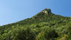 Vue sur la face Nord de Rouquette (524m) (chekobero) Tags: monoblet rouquette gardoccitanie france monsionbaptiste lx100 fra