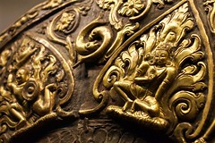 Gold details (Mersa Photography) Tags: mao museum art oriental turin city italy ambient zen culture