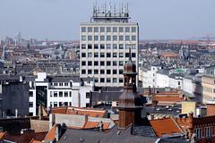 Copenhagen from above (Håkan Dahlström) Tags: 2017 architecture city copenhagen danmark denmark house köpenhamn photography rooftop københavn xt1 f90 1420sek xc50230mmf4567ois uncropped 39225032017122312 københavnk dk