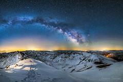 Rila mountain, Bulgaria (steliyan.stoyanov) Tags: landscape fuji fujifilm xt2 samyang nightscape sky stars milky way bulgaria mountain rila