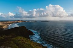 Sunny rainy day 晴+雨 (Mr F Ding) Tags: clouds rain sunny capereinga newzealand vsco nikon natgeo
