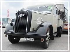 Opel Blitz (v8dub) Tags: opel blitz gm schweiz suisse switzerland fribourg freiburg otm truck camion lastkraftwagen lkw old oldtimer klassik car classic collector