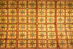 St Davids Cathedral Choir ceiling (Graham Dash) Tags: pembrokeshire stdavids stdavidscathedral cathedrals ceilings interiors