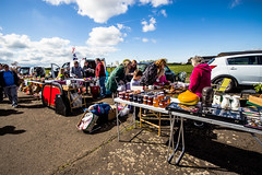 Silloth_car_boot_sale_6871 (allybeag) Tags: silloth carbootsale sunny spring eastermonday crowds people fatpeople