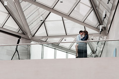 Classic Love (Geoff Livingston) Tags: love engagement shoot marriage leg embrace national gallery art