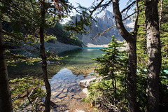 Lake Anges - Banff AB (m01229) Tags: lakelouise alberta canada ca