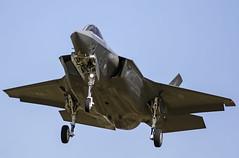 Lockheed Martin F-35A Lightning II (urkyurky) Tags: f35 f35a lockheedmartin lockheedmartinf35alightningii lightning jsf jointstrkefighter usaf usa raf uk lakenheath hillafb 388thfw waronterror syria iraq russia northkorea korea aviation aircraft jet