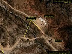 Fig4_Punggye Upd 17 0412 (Prachatai) Tags: เกาหลีเหนือ พุงเกรี แท่นทดสอบ นิวเคลียร์