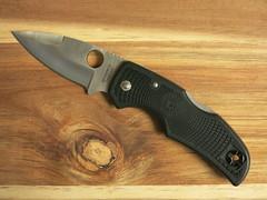 Spyderco Native (CapCase) Tags: knife cutlery blade folder pocketknife spyderco native lockback