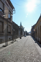 Old street in Pančevo (Timon91) Tags: serbia servië serbien srbija srbije србија србије beograd belgrado belgrade београд pancevo pančevo панчево