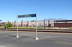 Tucson Station Platform (craigsanders429) Tags: amtrakstations amtrak mountains tucsonarizona stations trainstations railroaddepots depots depot traindepots