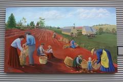 Montague, PEI (Craigford) Tags: montague pei canada mural art artwork