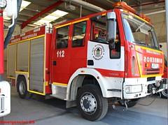 Bomberos Ponferrada (emergenciases) Tags: brp bombaruralpesada bomberos ponferrada cyl castillayleón 112 camión emergencias iveco magirus