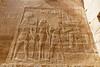 Relief of Rameses III Before Amun Ra (Chris Irie) Tags: ramesesiii amunra thoth egypt temple medinethabu luxor gods