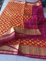 IMG_4887 (Zodiac Online Shopping) Tags: saree embroidered tradition zodiaconlineshopping kota clothing celebration occasion wedding cotton elegant zari casual comfortable festival function party ladieswear