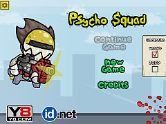 瘋狂小隊(Psycho Squad)