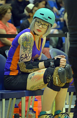 Roller Derby (Peter Jennings 18.8 Million+ views) Tags: new city up wheel star player diamond peter auckland zealand pirate nz roller passing pivot knee richter derby blocking skates jams jammer tests jennings pads gratuitous walling showmanship athleticism matchups allfemale goating pseudonyms