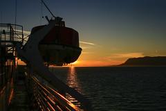 Stephen Passage, Alaska (inaina10) Tags: ocean flowers sunset usa alaska ferry painting landscape us unitedstates glacier wharf whales marmot grizzly ports blackbear halibut brownbear