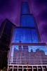 Beautiful Chicago - Trump Tower (Rick Drew - 15 million views!) Tags: city blue windows urban chicago tower window glass facade skyscraper illinois il massive highrise reflective tall trump morror morrored canon5dmkiii