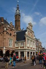 City hall Haarlem (NL) (evb-photography) Tags: haarlem cityhall stadhuis