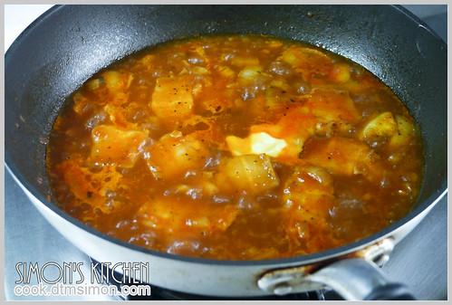 茄汁鷹嘴豆燒豬肉06