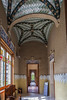 Hallway (Glenn Shoemake) Tags: barcelona hospitalsantpau canonef1635f28lii