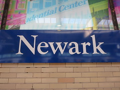 Newark, New Jersey train station sign (RYANISLAND) Tags: park new pink flowers trees flower tree japan cherry outdoors japanese newjersey spring cherries blossom essexcounty blossoms nj jersey cherryblossom cherryblossoms newark essex springtime citypark yoshino cherrys floweringtree floweringtrees cherryblossomfestival colorpink newarknewjersey newarknj pinkcolor
