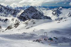 The Clear weather Day@Stubai Glacier (LoVeLyToR) Tags: snow ski field austria glacier stubai
