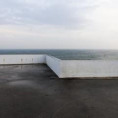 Terrace (Julio López Saguar) Tags: portugal terrace space empty horizon platform silence viewpoint mirador terraza silencio horizonte espacio plataforma peniche composición vacío juliolópezsaguar