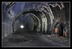The Exit (K-Burn) Tags: abandoned underground concrete tunnel portal refuge dismantledrailway glenfarg perthkinross glenfargsouthtunnel glenfargrailway